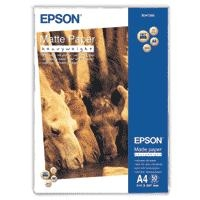 Papel EPSON Mate A4 50F
