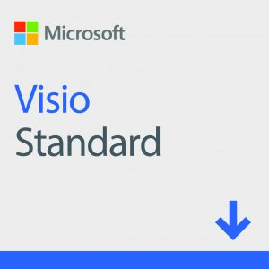 ESD Microsoft Visio Standard 2019 Win All Lng Online Product Key