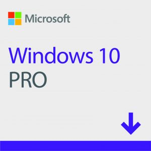 ESD Microsoft Windows 10 PRO 32-bit/64-bit All Lng Online Product Key