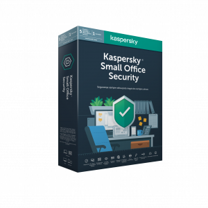 Software Kaspersky Small Office Security 7 5PCs + 1 File Server BOX