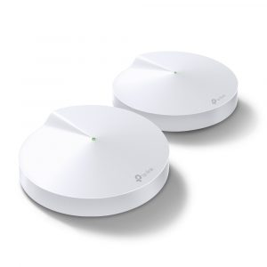 Router TP-Link AC1300 Whole-Home Wi-Fi Dual-Band 717MHz – Deco M5 (2-Pack)
