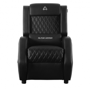 Sofa / Cadeira Alpha Gamer Terion – Black/Grey
