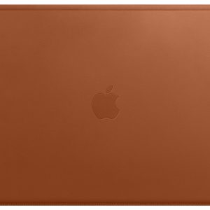 Leather Sleeve Apple for 13-inch MacBook Pro – Saddle Brown