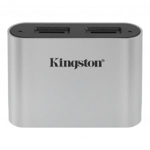 Kingston Workflow microSD Card Reader para Workflow Station Dock