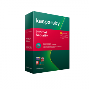 Software Kaspersky Internet Security 2021 2 User 1 Ano