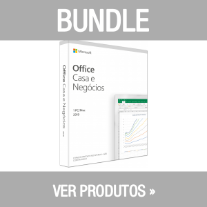 Office Home and Business 2019 English – Preço válido para ATTACH c/ NB, PCs ou Tablets >10.1″
